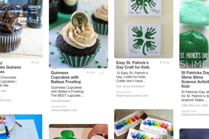 Saint Patrick's Day Pinterest Roundup